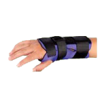 Rolyan Breathoprene Pediatric Wrist Splint,Left, Small,Each,55060212