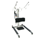 Medline Electric Stand Assist Patient Lift,400lb,Each,MDS400SA