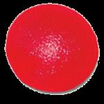 Cando Gel Standard Hand Exercise Ball,Yellow, X-Light,Each,10-1491