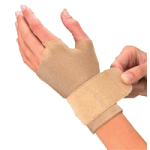 Mueller Arthritis Compression and Support Gloves,Large, Hand Circumference: 8.5″ to 9.5″ (21.5cm to 24cm),Pair,81452762