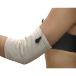 BioBioKnit Conductive Sleeves,Large, Fits up to 16″ Circumference At Bottom of Bicep or Knee,Each,GAR102