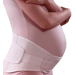 Lohmann Rauscher Mom-EZ Maternity Support,Large,Each,81479161