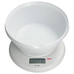 Seca Culina Digital Diet Scale With Bowl,Food Scale with Bowl,Each,SECA852