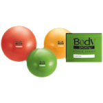 BodySport Studio Series Fitness Balls With Slow Air Release,Green, 55cm, Body Height 5ft 1″ to 5ft 6″,Each,BDSBULK55ABCM