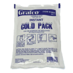 Graham-Field Disposable Instant Cold Packs,5″ x 5″,80/Case,10407