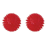 Ball Dynamics FitBALL Spiky Balls,6cm, Blue,2/Pack,FBSB6