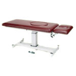 Armedica Hi Lo Two Piece AM-SP Series Treatment Table with Pre-Natal Top,Greystone,Each,AM-SP202