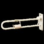Homecraft Devon Deluxe Folding Toilet Support Rail,30″ Long,Each,AA2012