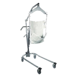 Drive Hydraulic Deluxe Chrome Plated Patient Lift with Six Point Cradle,Hydraulic Lift,Each,13023
