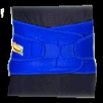 Maxar Neoprene Lumbo Sacral Support Sport Belt,Blue, 2X-Large,Each,NWA-152