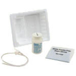 Covidien Kendall Argyle Graduated Catheter Tray With Sterile Saline Bottle,10FR (3.33mm),24/Case,12102