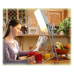 Uplift Technologies Day-Light Classic Light Therapy Lamp,Light Therapy System,Each,DL930