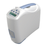 Inogen One G2 Portable Oxygen Concentrator System,With 12 Cell Battery,Each,IS-200