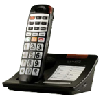 Serene Innovations CL65 Cordless Amplified Phone with Big Buttons,Amplified Phone with Big Buttons,Each,CL-65