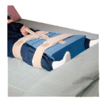 Rolyan Wedge Flex Abduction Pillow,Small, 18-1/2″L x 17-3/4″W (47cm x 45cm),Each,A513500
