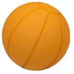 Modern Movement Exercise Medicine Balls,Green, 8.8lb (4kg),Each,MBL88