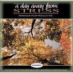 Stress Stop A Day Away From Stress CD,Stress Relaxing CD,Each,CD2