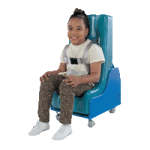 Tumble Forms 2 Mobile Floor Sitter Chair,Medium, For Children Up To 48″ (122cm),Each,4444M
