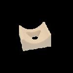 Span America Head Support,Standard Density,12/Case,SP230-000