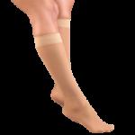 FLA Activa Sheer Therapy Women 15-20mmHg Dress Socks,Navy, Large,Pair,H2643