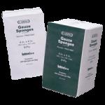 Medline Caring Non-Sterile Gauze Sponges,3″ x 3″ (7.62cm x 7.62cm), 12ply,4000/Case,PRM21312C