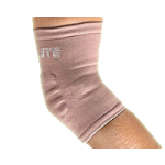 FLA ProLite Knitted Pullover Elbow Support,Medium, 9″ to 10″,Each,19-400MDBEG