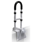 Drive Clamp On Tub Rail,Non-Adjustable Height,Each,12036