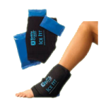 Battle Creek Ice It ColdComfort Cold Therapy Ankle Elbow and Foot System,10.5″ x 13″,Each,514