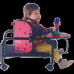 Real Design LadyBug Corner Chair,Ladybug Corner Chair,Each,4000