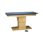 Bailey Professional Hi-Low Treatment Tables,Professional Hi-Low, with shelves and adjustable backrest,Each,4090
