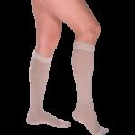 Venosan Ultraline Tactel Micro Fiber Closed Toe 20-30mmHg Below Knee Full Calf Compression Stockings,Large,Pair,SG41063