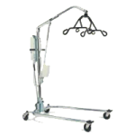 Hoyer Professional Hydraulic Power Lifter with Adjustable Lo-U-Base,Power Lifter,Each,P-C-HLA-2