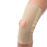 BodySport Slip-On Knee Compression with Stays,Large, Above 16″ to 20″, Below 14″ to 18″,Each,ZRB765LRG