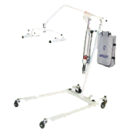Bestcare Apex Genesis Hydraulic Convertible Patient Lift,400H Manual Hydraulic Lift, White,Each,DPL400H