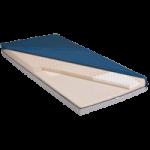 Medline Advantage Select SE Mattress,36″W x 80″L x 6″D, With Raised Edges,Each,MSCADVSE80FR
