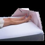R&B Blanket Cradle,2-Piece Blanket Cradle,4/Pack,525B