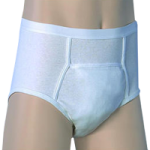 Hartmann Sir Dignity Brief with Built-In Protective Pouch,XX-Large, 46″ to 48″,Each,30215