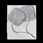 BioDisposable Electrodes,2-1/4″ x 2-1/2″, Rectangular,20/Pack,EDRC225250