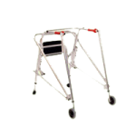 Kaye PostureRest Two Wheel Large Walker With Seat,Each,W5H