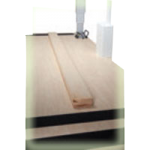 Armedica Balance Beam for Parallel Bar,80″L x 5″W x 2.5″H,Each,AM-715
