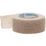 Medline Co Flex Med Elastic Latex Bandage,4″ x 5yd, Red, Non-Sterile,18Each/Case,MDS086004R