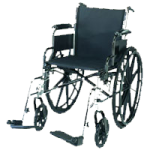 ITA-MED 20 Inch Lightweight Wheelchair,20″ Wheelchair,Each,WL20-300