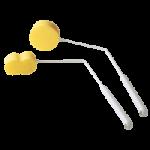Sammons Preston Ergonomic Handle Sponges,27″ (69cm) Round Sponge,Each,629805
