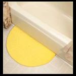 Sponge Bath Mat,29-1/2″L x 17″W x 3/4″H,Each,557366
