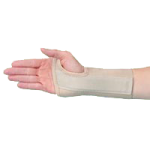 Rolyan Wrist Support,Right, Small, Wrist Circumference: 5-1/2″ to 6-1/2″ (14cm to 16.5cm),Each,A619062