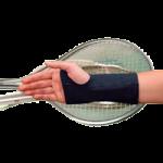 Rolyan TakeOff Universal Wrist Splint,Left,Each,A919801