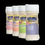 Enfamil Premature For Premature or Low Birth Weight Infants,With Fortified, 20 Calorie, 2fl oz, Plastic Nursette Bottles,48/Case,139201