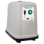 Precision EasyFlow5 Stationary Oxygen Concentrator,With Oxygen Sensor,Each,PM4351