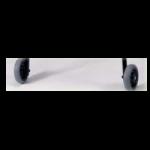 Tubular Fabricators Front Five-Inch Wheel Kit,5″ (12.7cm),Each,2147BXL-1