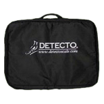 Detecto Low Profile Portable Physician Floor Scale Carrying Case,Carrying Case,Each,DR400C-CASE